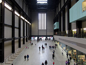 Tate Modern - The Geat Turbine Hall