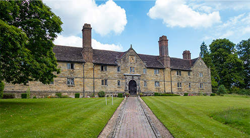 Jacobean architechture