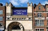 Exterior photo of Whitechapel gallery