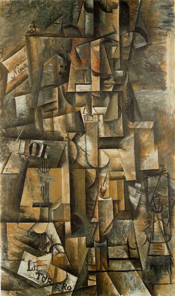 pablo picasso, georges braque and the advent of cubism