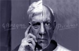 Photo montage of Braque and Picasso images