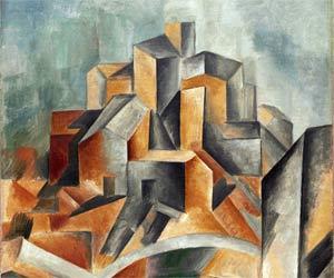 The Reservoir (Horta de Ebro) Pablo Picasso, 1909