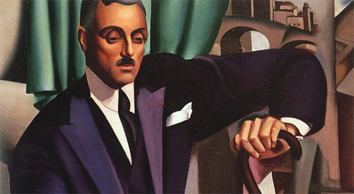 Art Deco Paintings