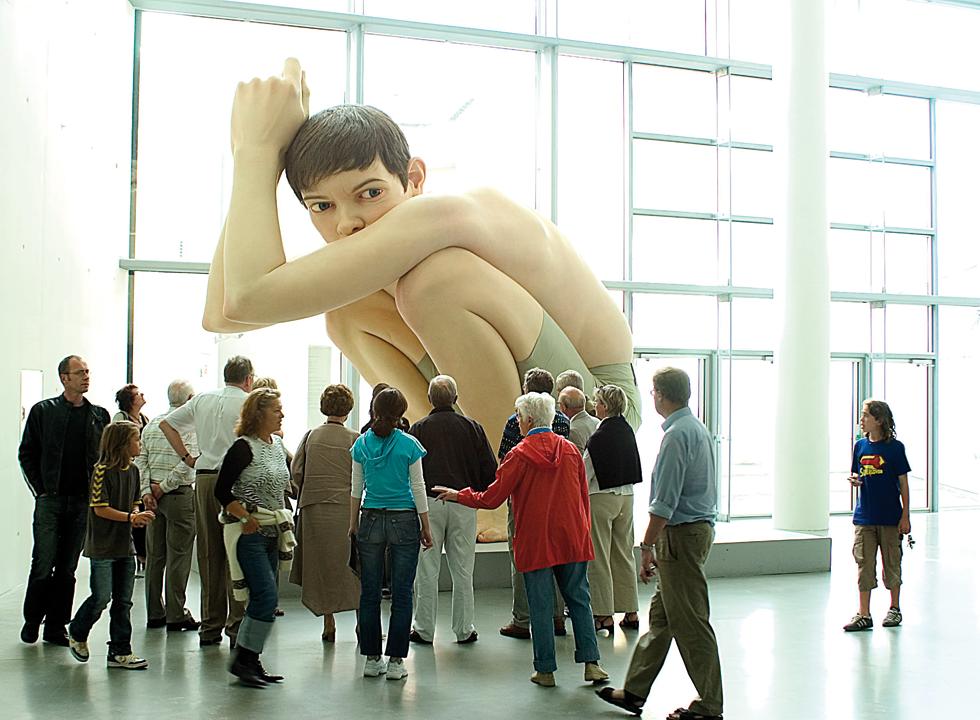 Aros The Art Museum In Aarhus