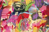 Painting by the artist Sofie Siegmann