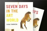 Seven Days in the Art World - a book by Sarah Thornton