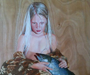 Tilo Uischner - Madonna with Fish Listen