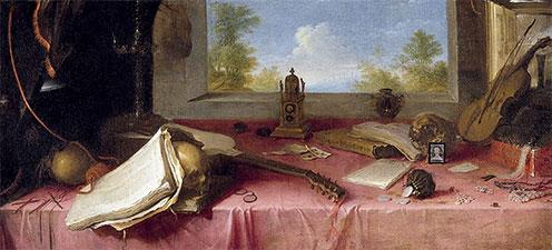 example of vanita in art