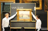 Van Ham Auction House in Cologne