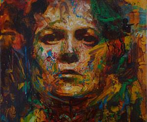 Remi Jouandet portrait of Sigourney Weaver