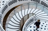 Staircase at Tate Britain: Turner Prize 2014