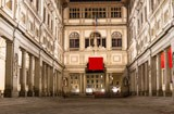 Uffizi Gallery in Florence, Italy