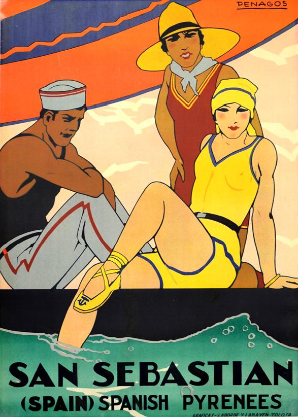 Spanish & European Vintage Posters II