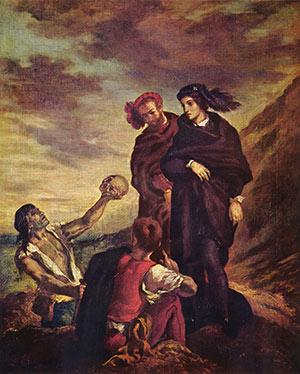 Eugène Ferdinand Victor Delacroix