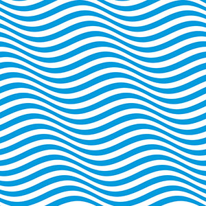 Op art waves