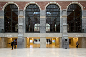 Interior photo from Rijksmuseum