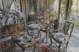 minotto-raffaele-a575-le-luci-dellattesa-2018-olio-su-tavola-120-x-120-cm